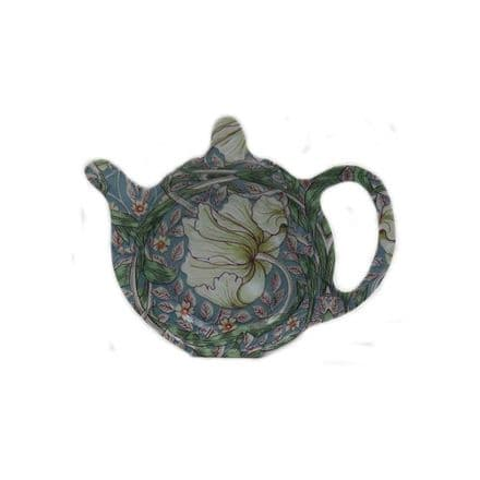 William Morris Pimpernel Design Tea Bag Tidy