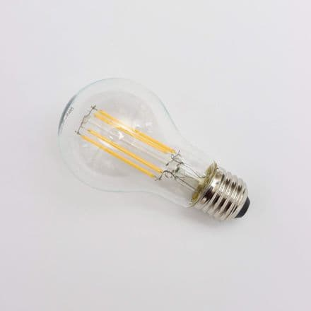 Filament LED A60 GLS ES Edison Clear Warm White