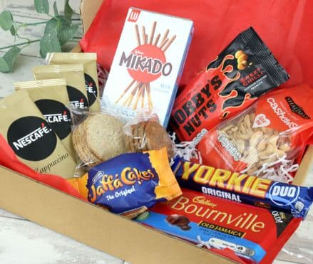 Movie Night In Gift Hamper
