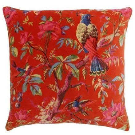 Riva Paoletti Paradise Cushion Cover Orange