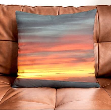 Sunset Cushion/Pillow