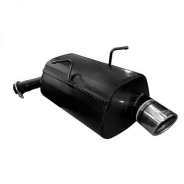 Mini One, Cooper exhaust back box 2000-2006 (90RS)