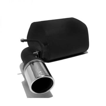 Volvo S60 exhaust back box 2001-2009 (90RS)