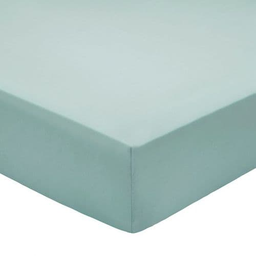 Bedeck Jade Fitted Sheet 200TC