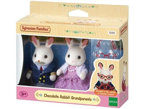 Chocolate Rabbit Grandparents