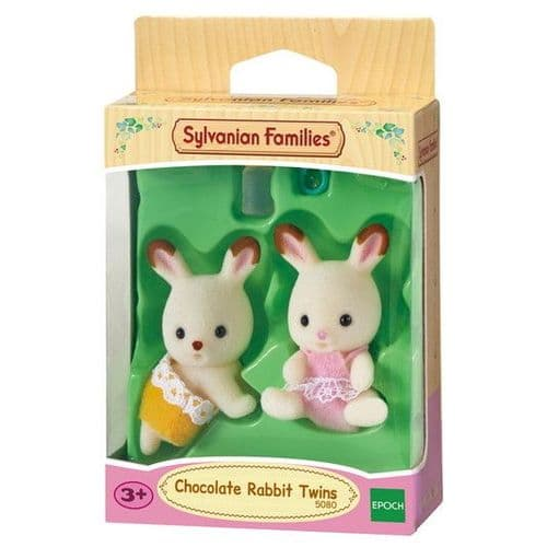 Chocolate Rabbit Twin Set