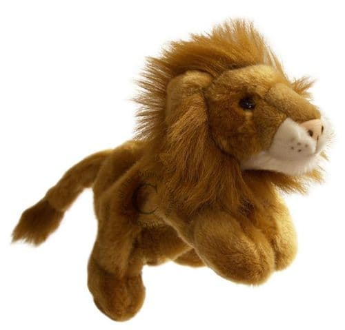 Full- Bodied Lion Puppet