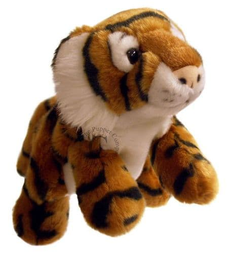 Full-Bodied Tiger Puppet