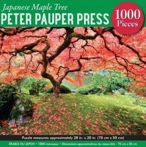 Japanese Maple Tree Jigsaw (1000 pc)