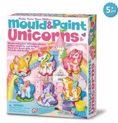 Mould and Paint - Unicorn