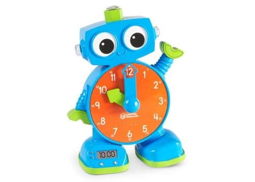 Tock Learning Clock