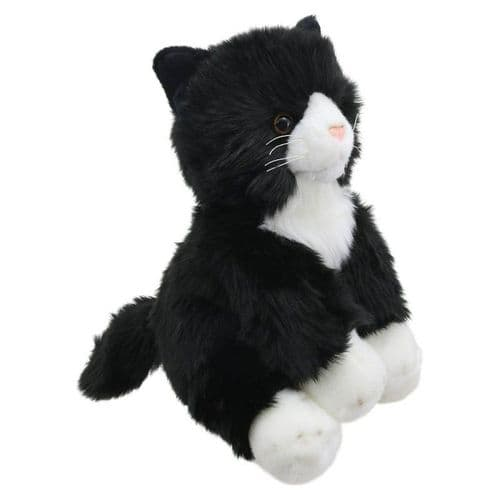 Wilberry Favourites - Cat (Black & White)
