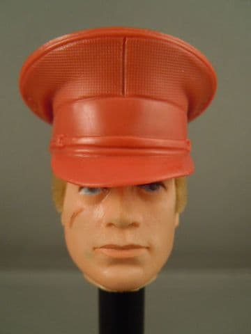 ACTION MAN 40th - FACTORY SAMPLE ROYAL MILITARY POLICE CAP - UNPAINTED