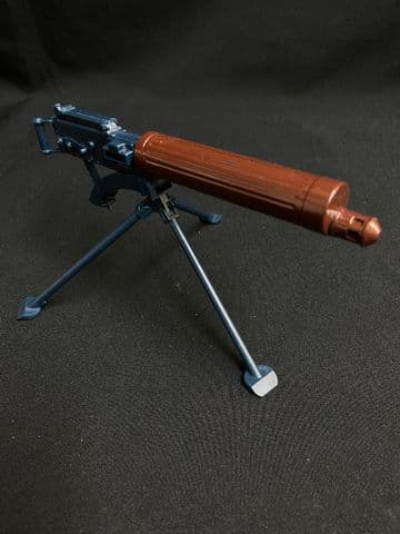 VINTAGE ACTION MAN - Vickers MG with Tripod (ref3)