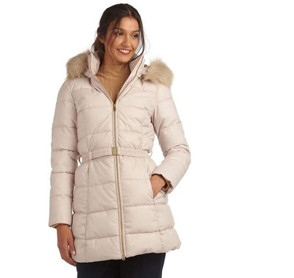 Barbour Oykel Quilted Jacket / Mist