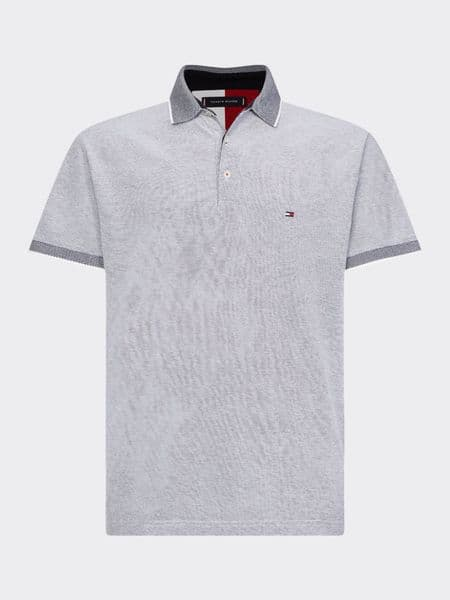 TOMMY HILFIGER COOL OXFORD REGULAR POLO 13076DW5