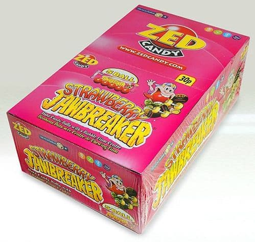 W73 ZED JAWBREAKER STRAWBERRY
