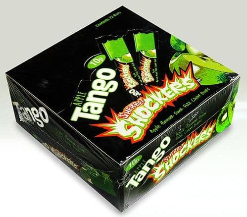 A49 TANGO APPLE  SHOCKERS CHEW BAR