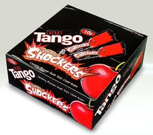 A50 TANGO CHERRY SHOCKER CHEW BARS