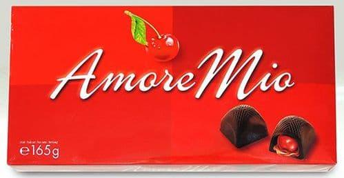AMORE MIO CHERRY LIQUEURS 165g x 10