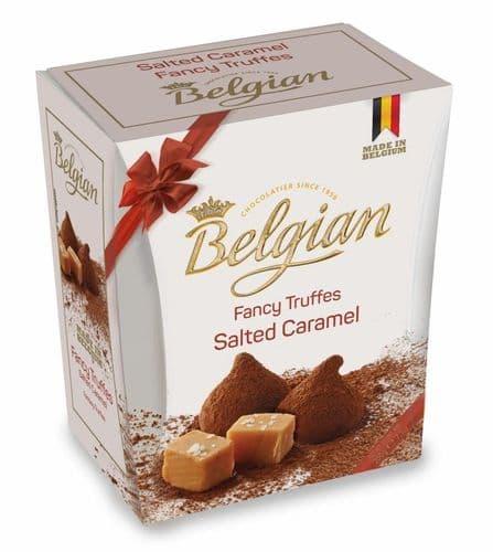 BELGIAN FANCY TRUFFLES SALTED CARAMEL 15x200g