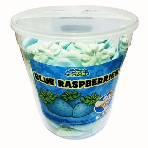 BIG BLUE RASPBERRY FOAMS x75