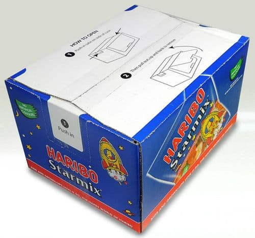 HARIBO  STARMIX  SHARE SIZE BAGS 12X160g