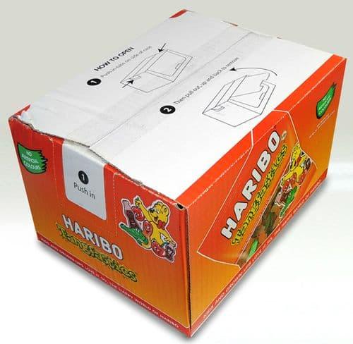 HARIBO  TANGFASTICS  SHARE SIZE BAGS 12x160G