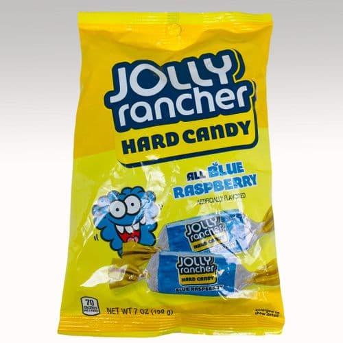 JOLLY RANCHER  H/C  BLUE RASPBERRY  12x198g
