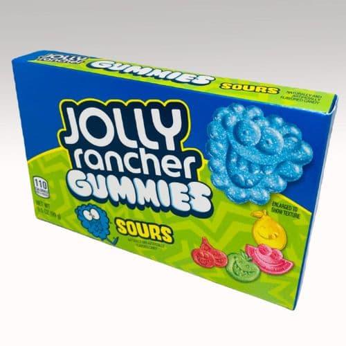 JOLLY RANCHER *SOUR* GUMMIES  11x99g