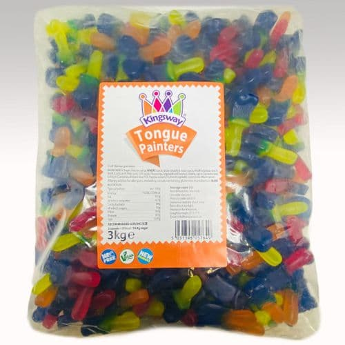 KINGSWAY TONGUE PAINTERS 3KG