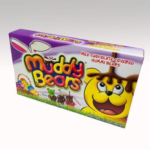 MUDDY BEARS THEATRE BOX 88g x 12