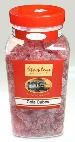 PP41 STOCKLEYS COLA CUBES 2.73KG