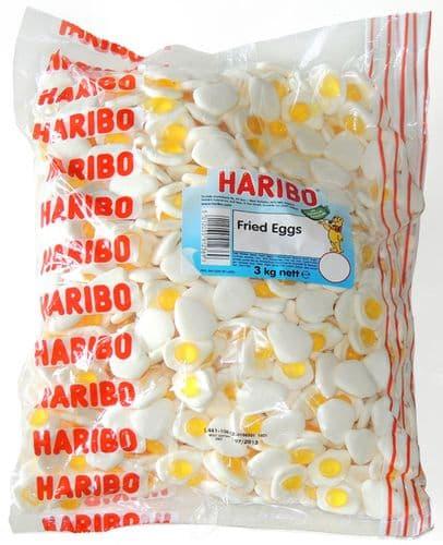 Wholesale Haribo Fried Eggs | 3KG Bulk Box