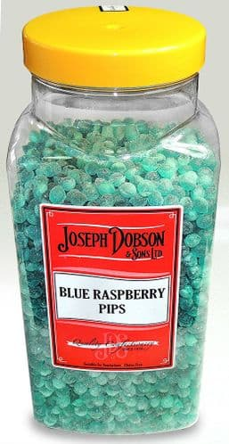 R118 DOBSONS BLUE RASPBERRY PIPS