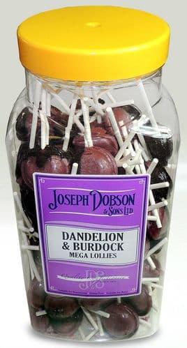 R23 DOBSONS DANDELION & BURDOCK LOLLY