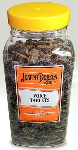 R68 DOBSONS  JAR VOICE TABLETS