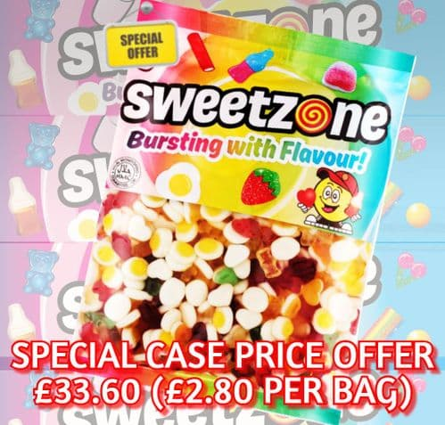 SWEETZONE PARTY MIX 1KG BAG