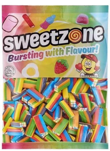 SWEETZONE RAINBOW BRICKS 1KG