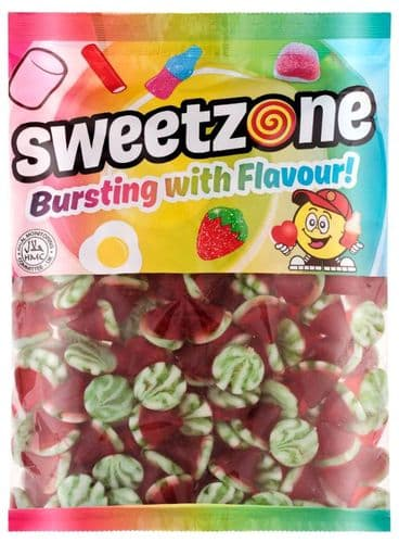 SWEETZONE STRAWBERRY JELLY CONES