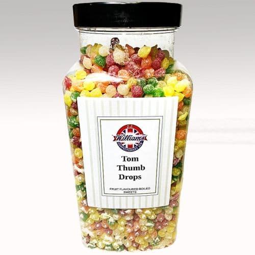 TOM THUMB DROPS 2.75KG JAR