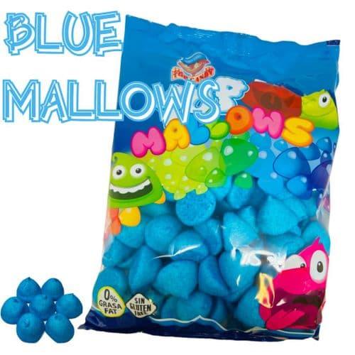 TOP MALLOWS BLUE  1KG BAG