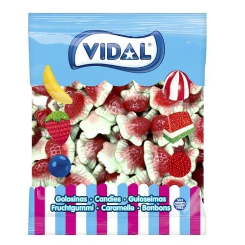 VIDAL FILLED STRAWBERRIES 1KG