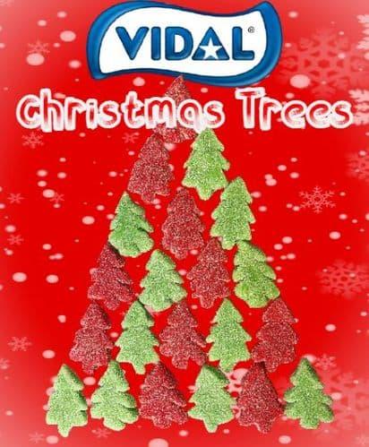 VIDAL GUMMY CHRISTMAS TREES 2KG