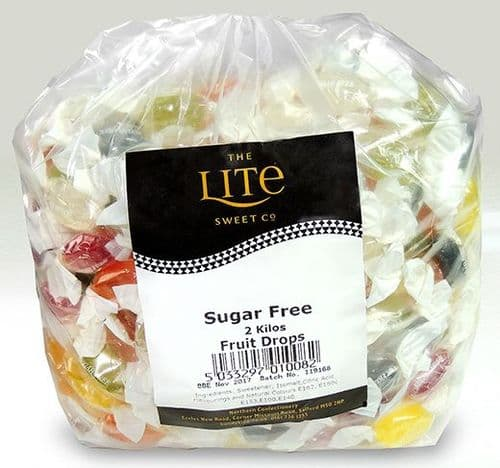 Z11 LITE Sugar Free Fruit Drops