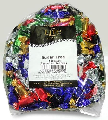 Z23 SUGAR FREE ASSORTED TOFFEES