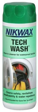 Nikwax Tech Wash (Wash-In)  300 ml or 1 litre