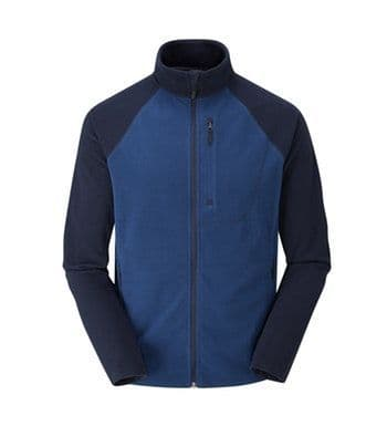 Rohan Men's Microgrid Stowaway Fleece Jacket