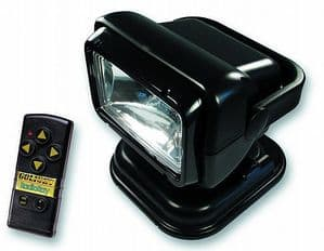 Golight Radioray Model 7950/1 remote controlled two speed spotlight