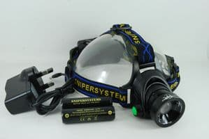 Snipersystems Cyclops 2 LED Zoomable Head Light Kit | Global Rifle